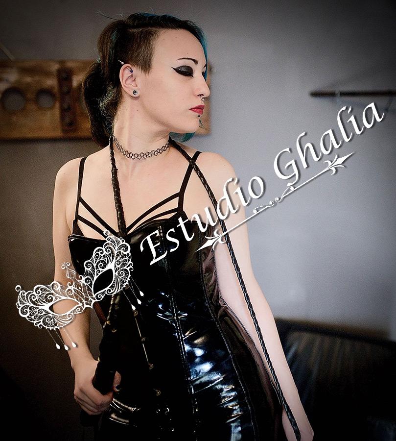 Domina Dansel BDSM profesional Málaga