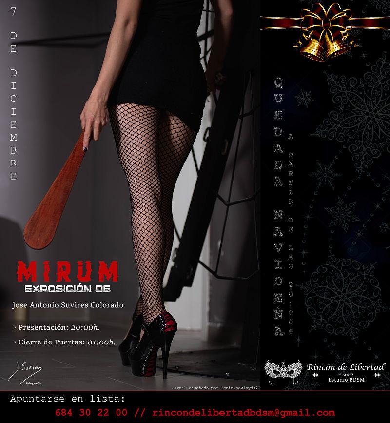 Exposición Mirum